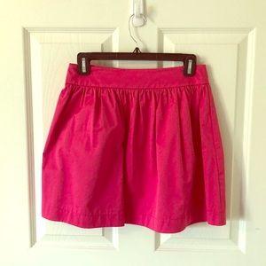 Zara Fuchsia Skirt